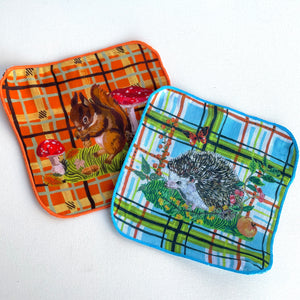 Indian Cotton Scarves