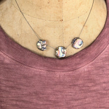 Load image into Gallery viewer, Keshi Pearl Trio Necklace