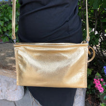 Load image into Gallery viewer, Rough and Tumble EDC Bag in Gold