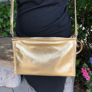 Rough and Tumble EDC Bag in Gold