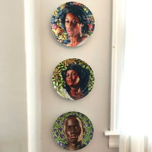 Load image into Gallery viewer, Kehinde Wiley Plates ~ 6 Different Portraits