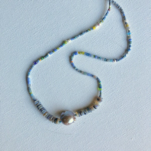 Calm Seas Necklace