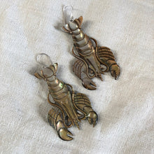 Load image into Gallery viewer, Lobster Earrings