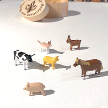 Load image into Gallery viewer, Teensy Farm Animals & Cats
