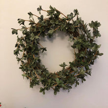 Load image into Gallery viewer, Icy Leaves Wreath & Garland