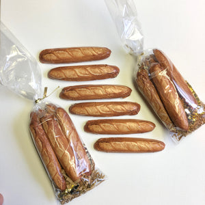 Bag of Milk Chocolate Baguettes