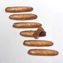 Load image into Gallery viewer, Bag of Milk Chocolate Baguettes
