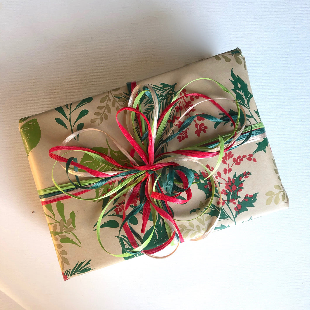 Add Christmas Gift Wrapping !