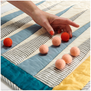 Backgammon Quilt
