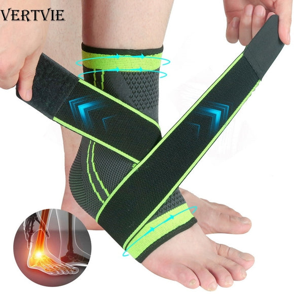 Pressurized Ankle Support