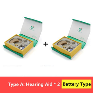 2 Hearing Aid For Hearing Impaired