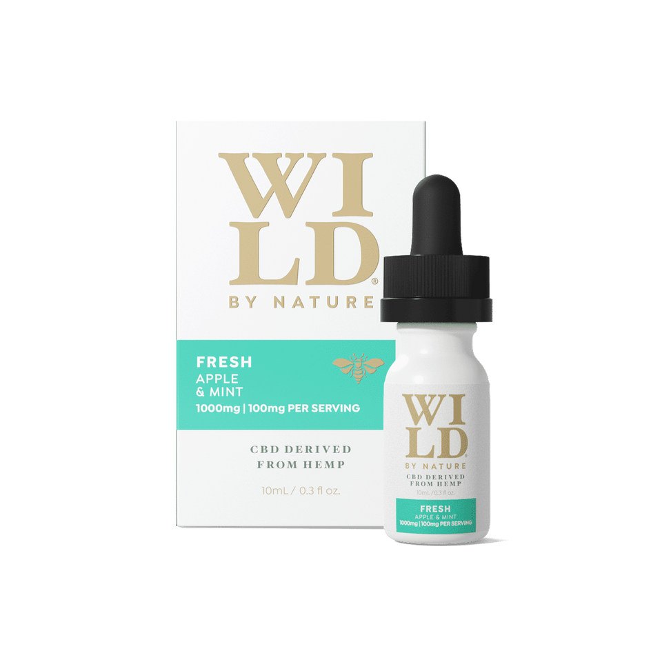 Fresh 1000mg/10ml CBD Drops
