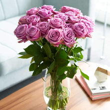 Load image into Gallery viewer, Purple Attraction Long Stem Roses