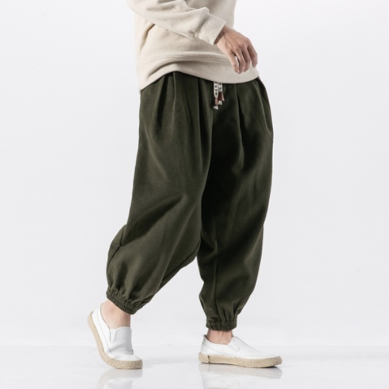 Buradi Men's Pants