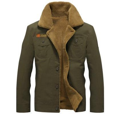 Tekina Men's Fleece Jacket