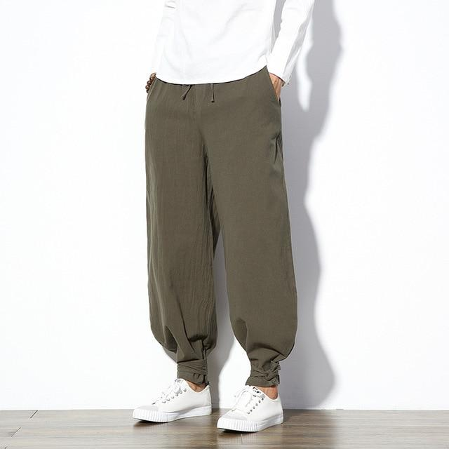 Unchi Authentic Harem Pants