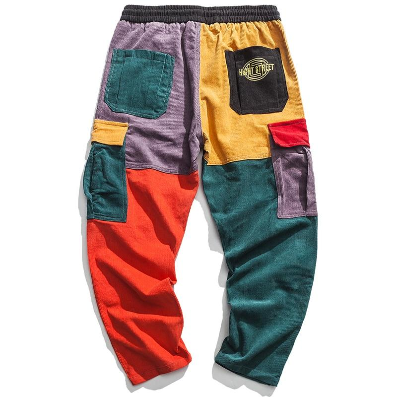 Shiin Men's Pants