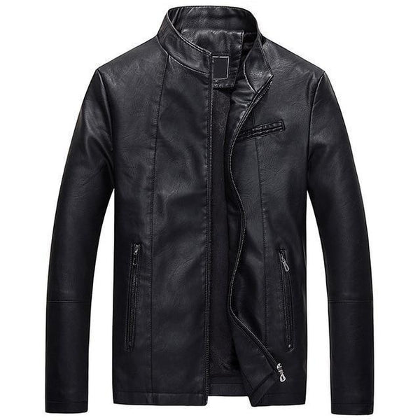 Baiku Leather Jacket