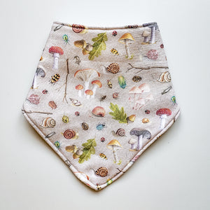 Brooksies Dribble Bib Nature