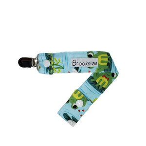 Brooksies Dummy Clip Froggy