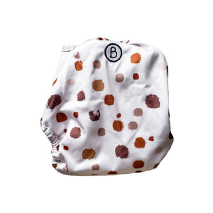 Brooksies Nappy Cover Spotty