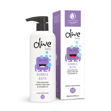Load image into Gallery viewer, Olive Baby Bubble Bath 200ml