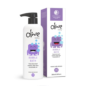 Olive Baby Bubble Bath 200ml