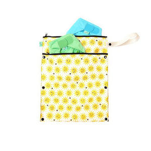 TotsBots Wet & Dry Nappy Bag Dazzle