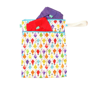 TotsBots Wet & Dry Nappy Bag Soar