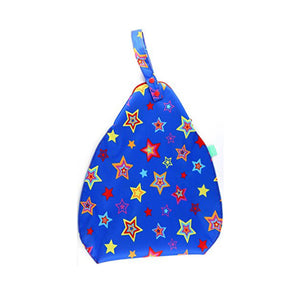 TotsBots Wet & Dry Nappy Bag Star Burst