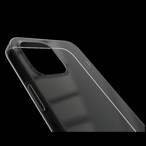 iPhone 12 clear case by Pod Accessories. The best Apple accessories for new phone Amazon finds frosted matte black MagSafe available cases.