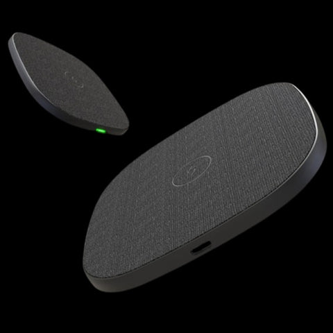 Electronics Wireless Charger Convertible Qi Certified, 3 in 1, AirPods Pro, iPhone, Galaxy. The best accessories by pod accessories. New design for MagSafe case.