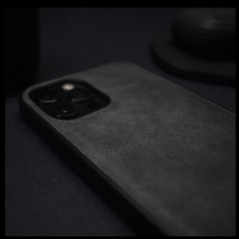 iPhone 12 Premium Leather Case