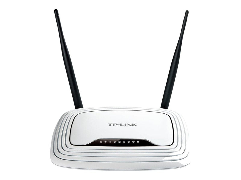 TP-LINK TL-WR841N 4-port switch