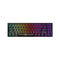 Havit KB496L Sort 65% Gaming tastatur Rgb lys