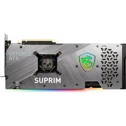 MSI GeForce RTX 3070 SUPRIM X - 8GB GDDR6 RAM - Grafikkort