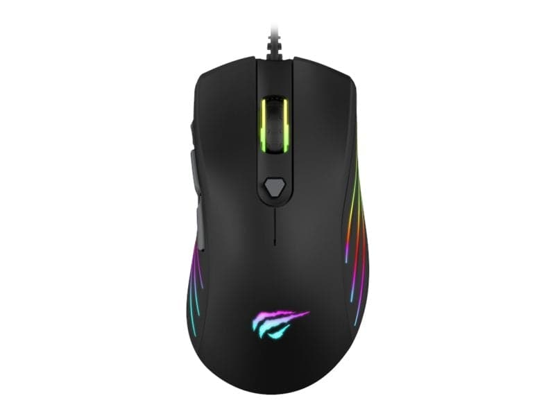 Havit Programmable RGB Gaming Mouse 3200DPI