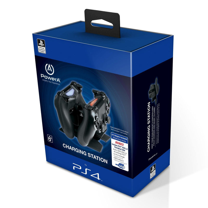 DualShock Charging Dock W/ AC /PS4
