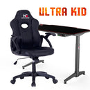 Nordic Kids Gaming Stol + Gaming Bord - Ultra Kid Elevation Bundle