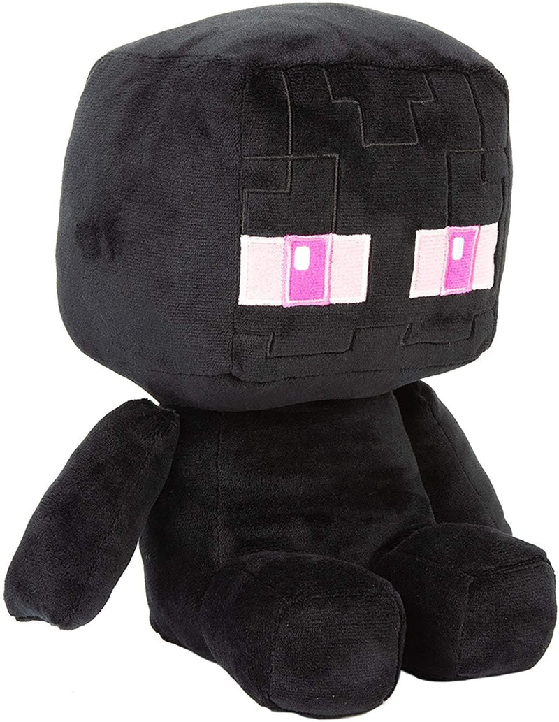 Minecraft Crafter Enderman Plush - Geekddk