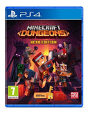 Minecraft: Dungeons - Hero Edition - PlayStation 4