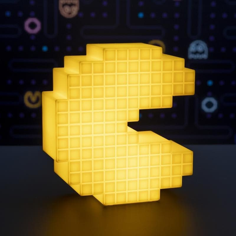 Pac-Man - Pixelated Lys