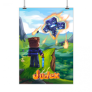 Judex Wither War Plakat