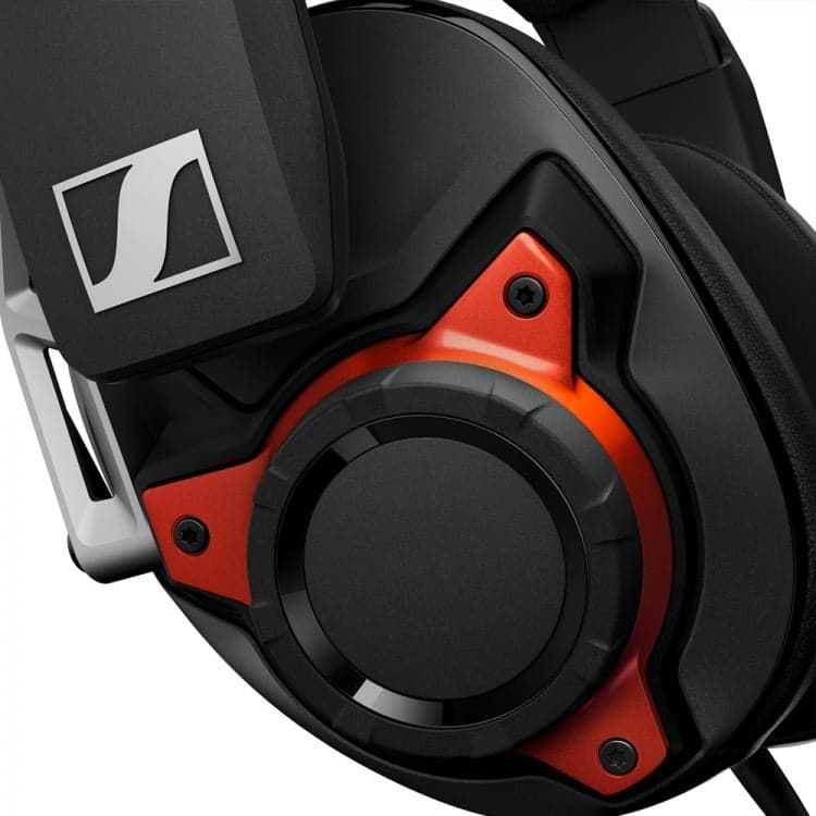 Sennheiser - GSP 600 Gaming Headset /Audio and HiFi /Black
