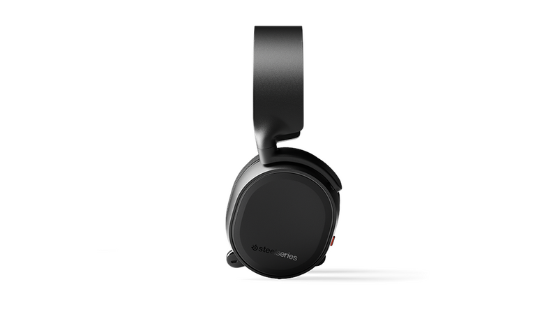 Steelseries - Arctis 3 Gaming Headset - Sort