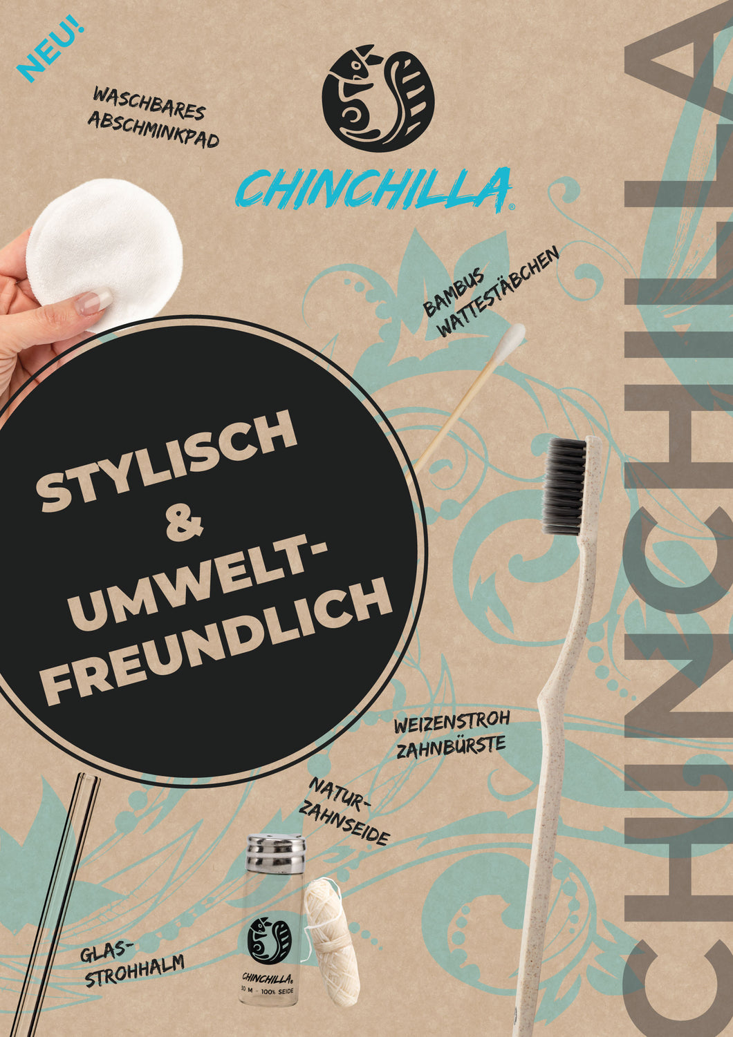 A1 Poster - Chinchilla®