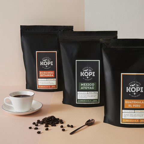 Kopi Coffee Subscription