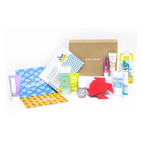 birchbox uk beauty box subscription 2