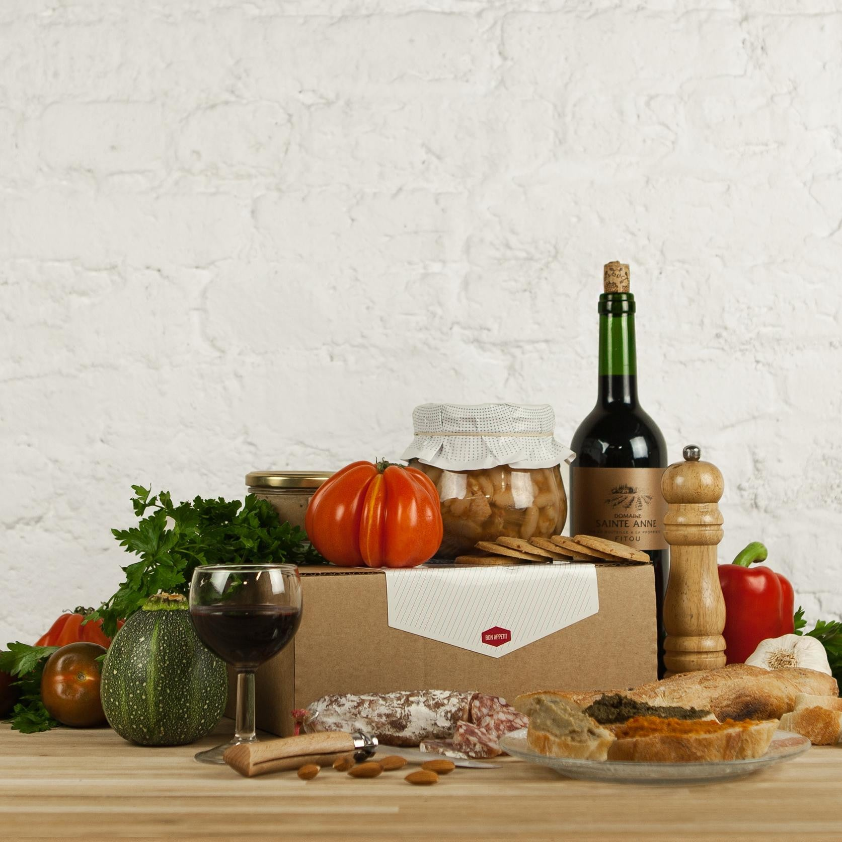 French Food Subscription Box