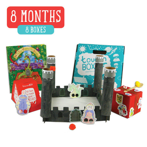 Kids activities subscription box uk toucan box for Home subscription box